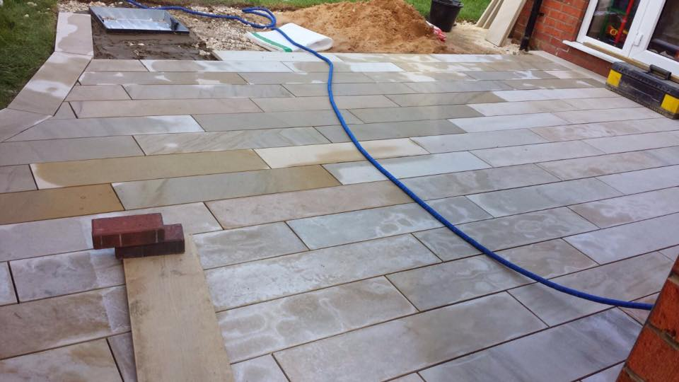 Hard Landscaping Grimsby